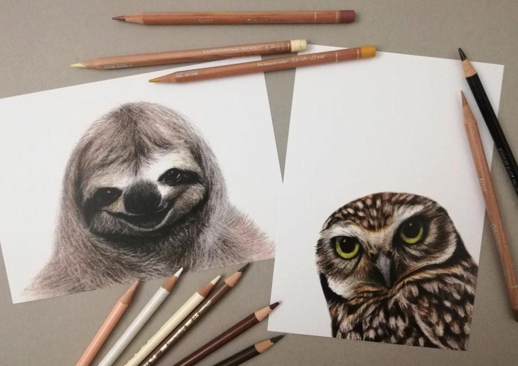 stampe personalizzate animali